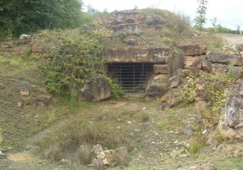 Ketton bat cave
